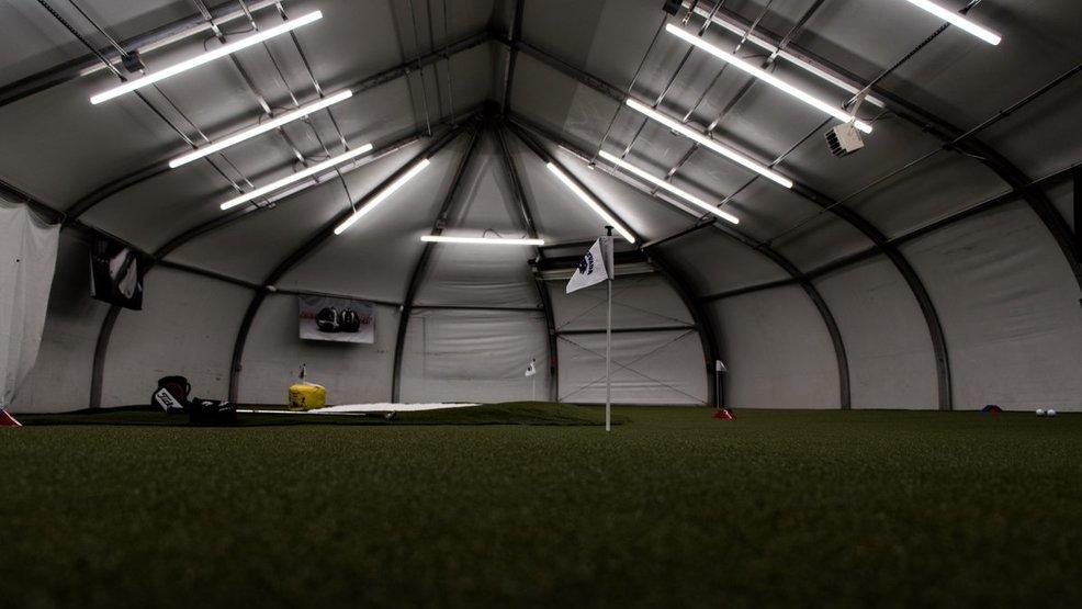 Somersett Golf Amp Country Club Open Indoor Practice