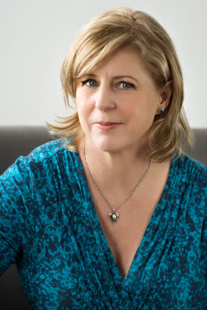 Liane Moriarty, author of What Alice Forgot (Image: Uber Photography)