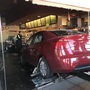 South Reno Subway sandwich shop destroyed after car plows through front door