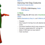 Snapchat releases a dancing hot dog costume for Halloween