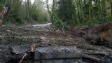 Mudslide spills across roadway, shuts down state Route 509