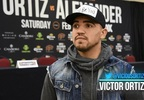 FOX Lounge hangs with boxer Victor Ortiz