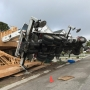 Gallery: Construction crane collapses in North Myrtle Beach