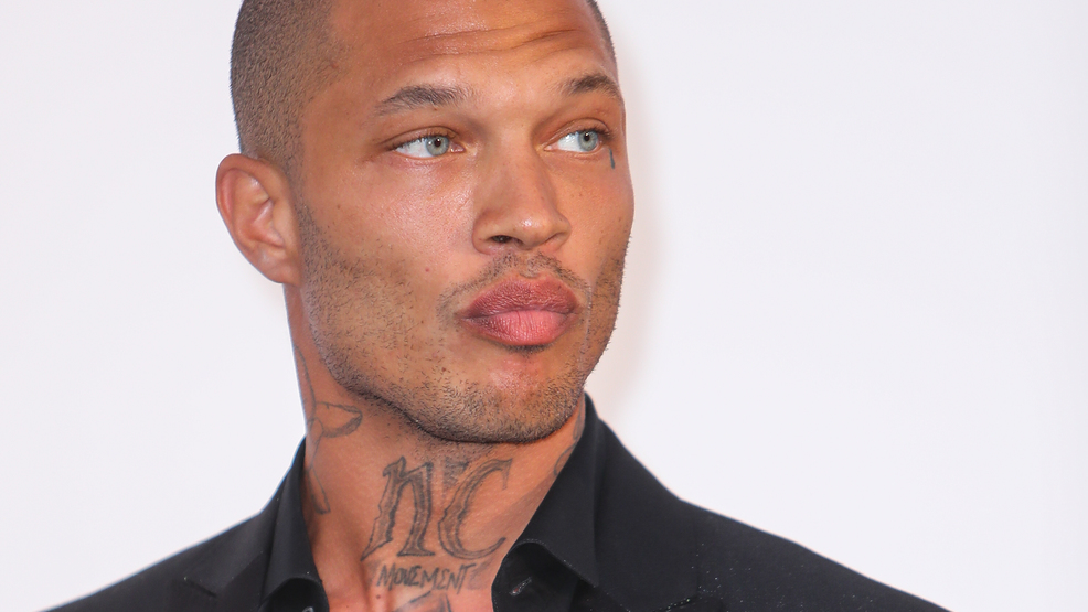 'Hot convict' Jeremy Meeks is heading to Hollywood: report