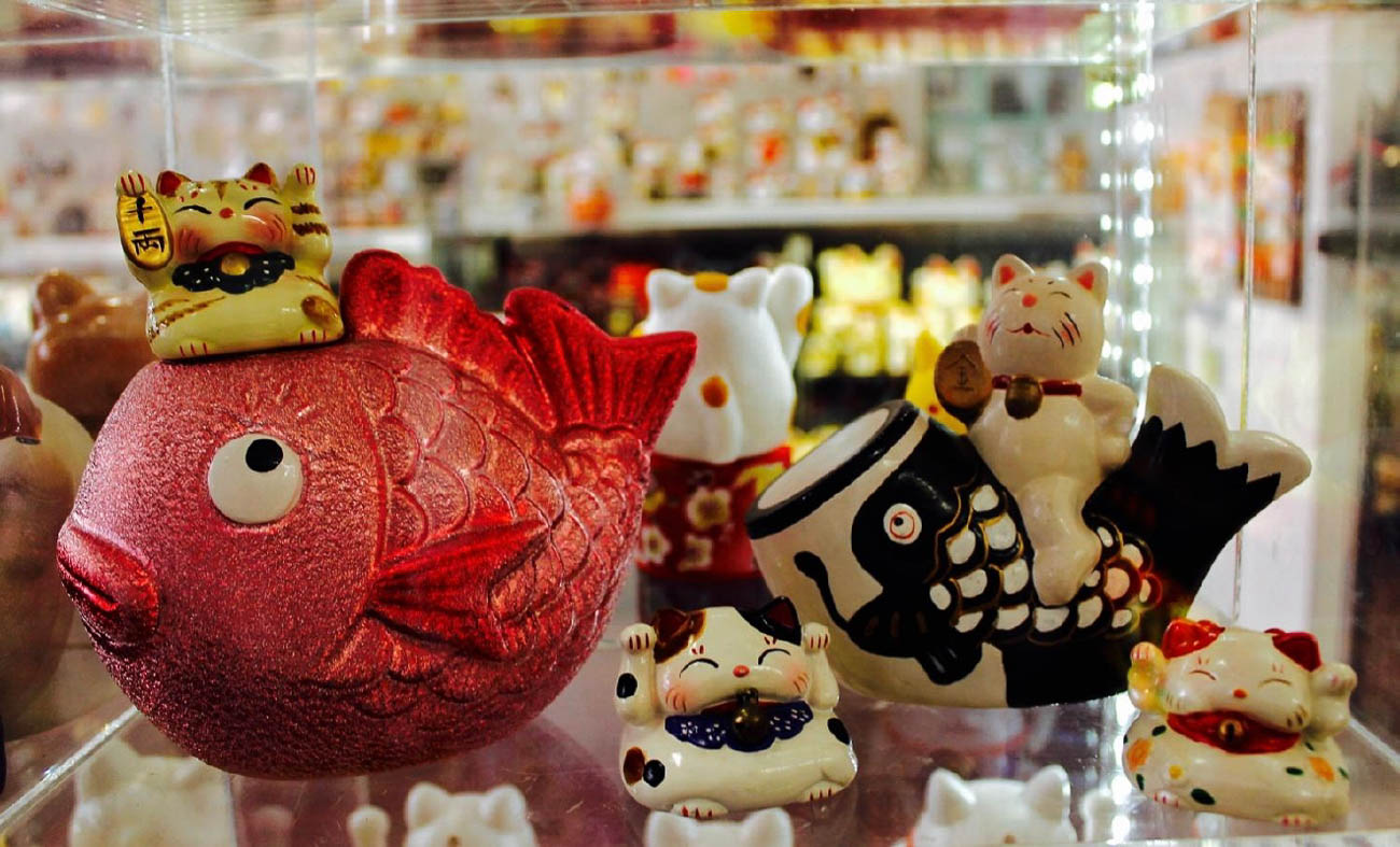 <p>MUSEUM #4: Lucky Cat Museum / ADDRESS: 2511 Essex Place #150 (45206) / DESCRIPTION: The quirky site pays homage to Maneki Neko—the 'Beckoning Cat' lucky charm in Japanese culture—and is home to hundreds of feline statues in all shapes, sizes, and colors. / HOURS: Tuesday-Saturday from 3 PM-6 PM / COST: Free / Image: Rose Brewington // Published: 7.12.19</p>