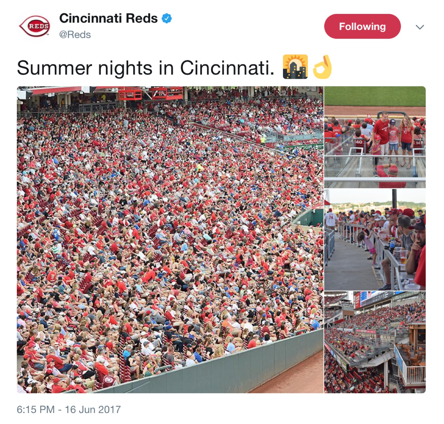 It was an up and down first half of the season for the 2017 Cincinnati Reds. While we all wait for that inevitable second-half run to the World Series, relive some of the best moments of the year so far. / Image courtesy of the Cincinnati Reds // Published: 7.25.17