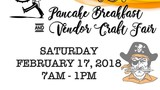 Putnam City High School Band's Pancake Breakfast Vendor Craft Fair