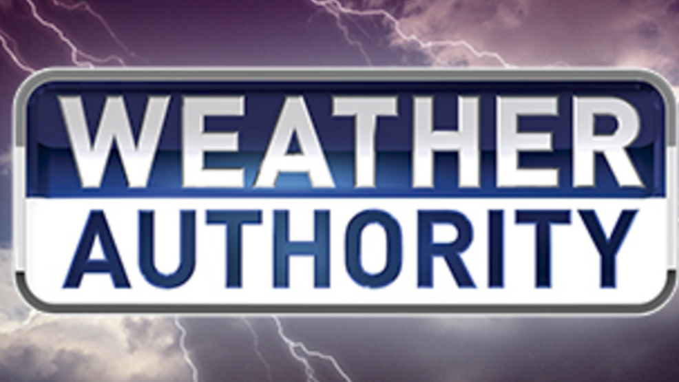 The Weather Authority Fewer Storms Today
