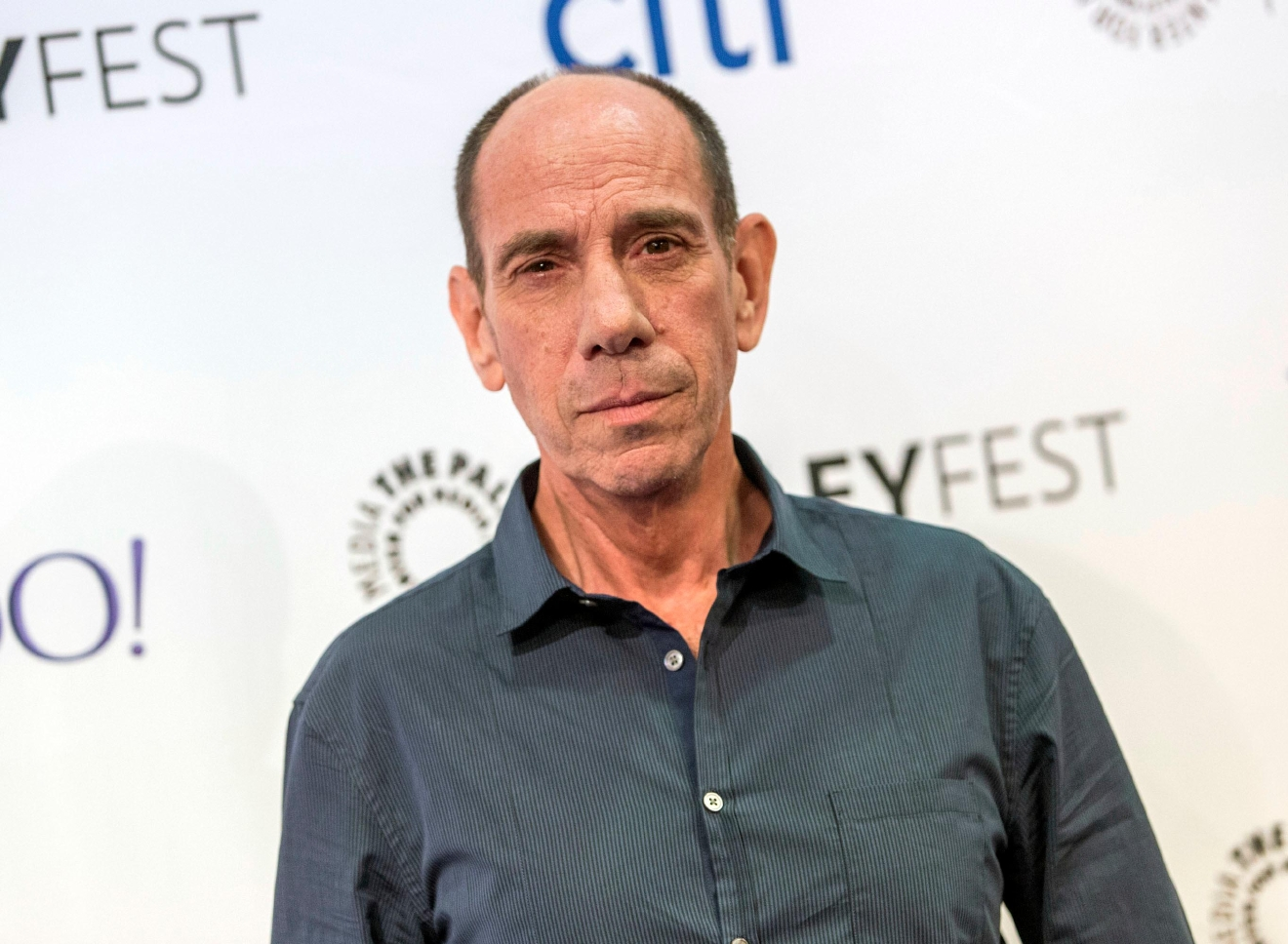 "FILE - This Sept. 11, 2015 file photo shows actor Miguel Ferrer at the at 2015 PaleyFest Fall TV Previews at The Paley Center for Media in Beverly Hills, Calif. Ferrer, who brought stern authority to his featured role on CBS' hit drama ""NCIS: Los Angeles"" and, before that, to ""Crossing Jordan,"" died Thursday, Jan. 19, 2017, of cancer at his Los Angeles home. He was 61. (Photo by Paul A. Hebert/Invision/AP, File)"