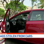 Crooks stealing airbags from cars in South Florida airports