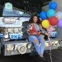 18-year-old reunites with firefighters that delivered her