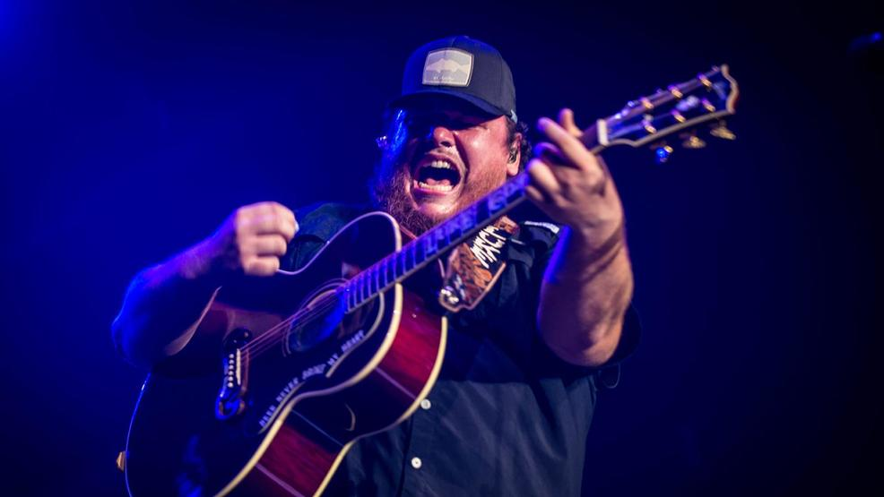 Photos: Luke Combs brings 'Beer Never Broke My Heart' tour to Portland