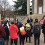 "SU students hold ""Cautious Celebration"" after Dakota Pipeline decision"