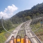 Ride a rollercoaster in Thailand in a full 360 degrees