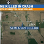 One killed in Allegan County crash, drivers identified