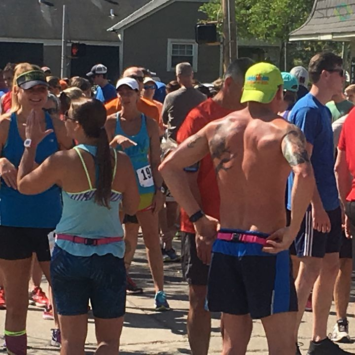 The 5K run, in memory of former United States Marine Justin Hasty, has raised over $43,000 in the past three years according to Hasty's mother, Sandra Hasty. (WPMI)