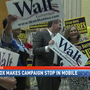 Walt Maddox makes campaign stop in Mobile