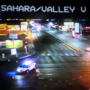LVMPD: Armed man who climbed roof of building near Sahara, Valley View in custody