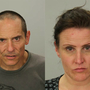 Police: Coquille man, woman arrested in Fairview area on drug-related charges