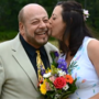 Father struck by lightning while giving speech at daughter's wedding