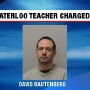 Waterloo technology teacher arrested for inappropriate remarks to student