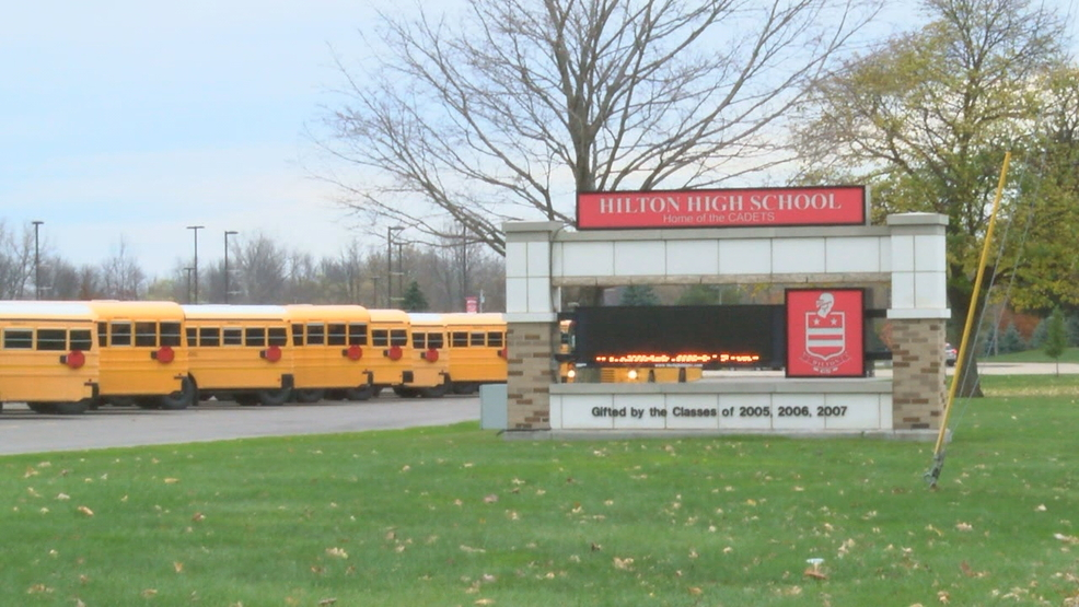 Hazing investigation underway at Hilton high school | WHAM