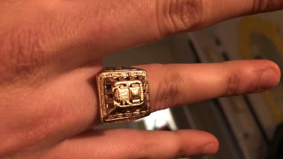 Man offers reward for lost ring in Georgetown that belonged to his beloved grandfather