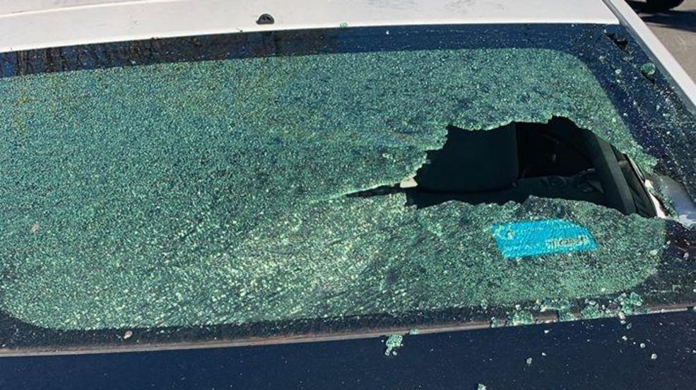Reports of weekend vandalism in West Asheville