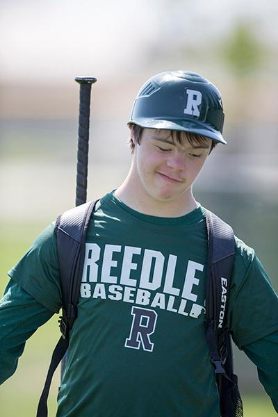 Reedley baseball coach Russ Sauceda says of Jack Welsh - &quot;No matter what your ability levels are, you can still contribute and be a part of a team, be a part of a club, be part of a school. He's just a really true Pirate at heart.&quot;<p></p>