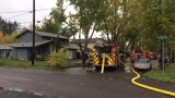 Springfield duplex fire leaves 4 people displaced