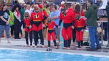 Canton's Polar Plungers dive in for a good cause