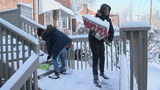 DC Shovel Boys turn white snow into green cash