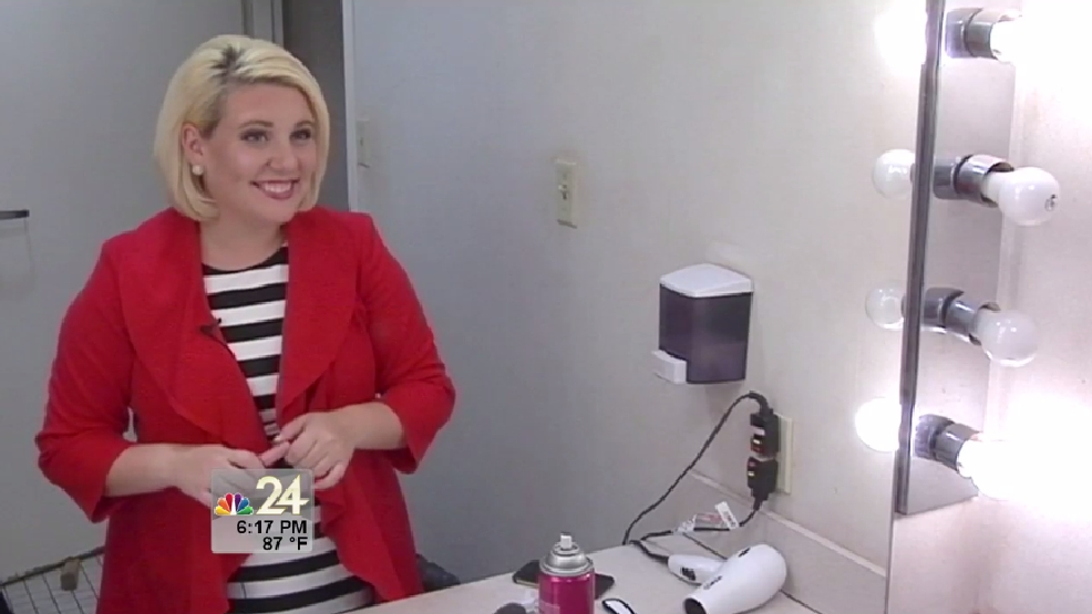 NBC 24 Day in the Life: Meteorologist Kimberly Newman | WNWO