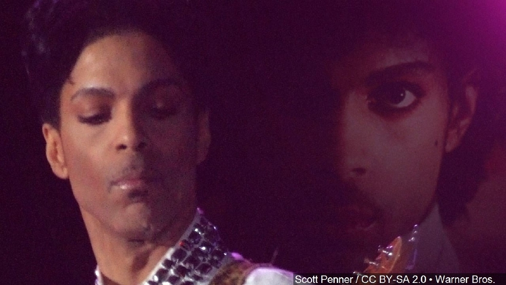 What's inside Prince's vault?