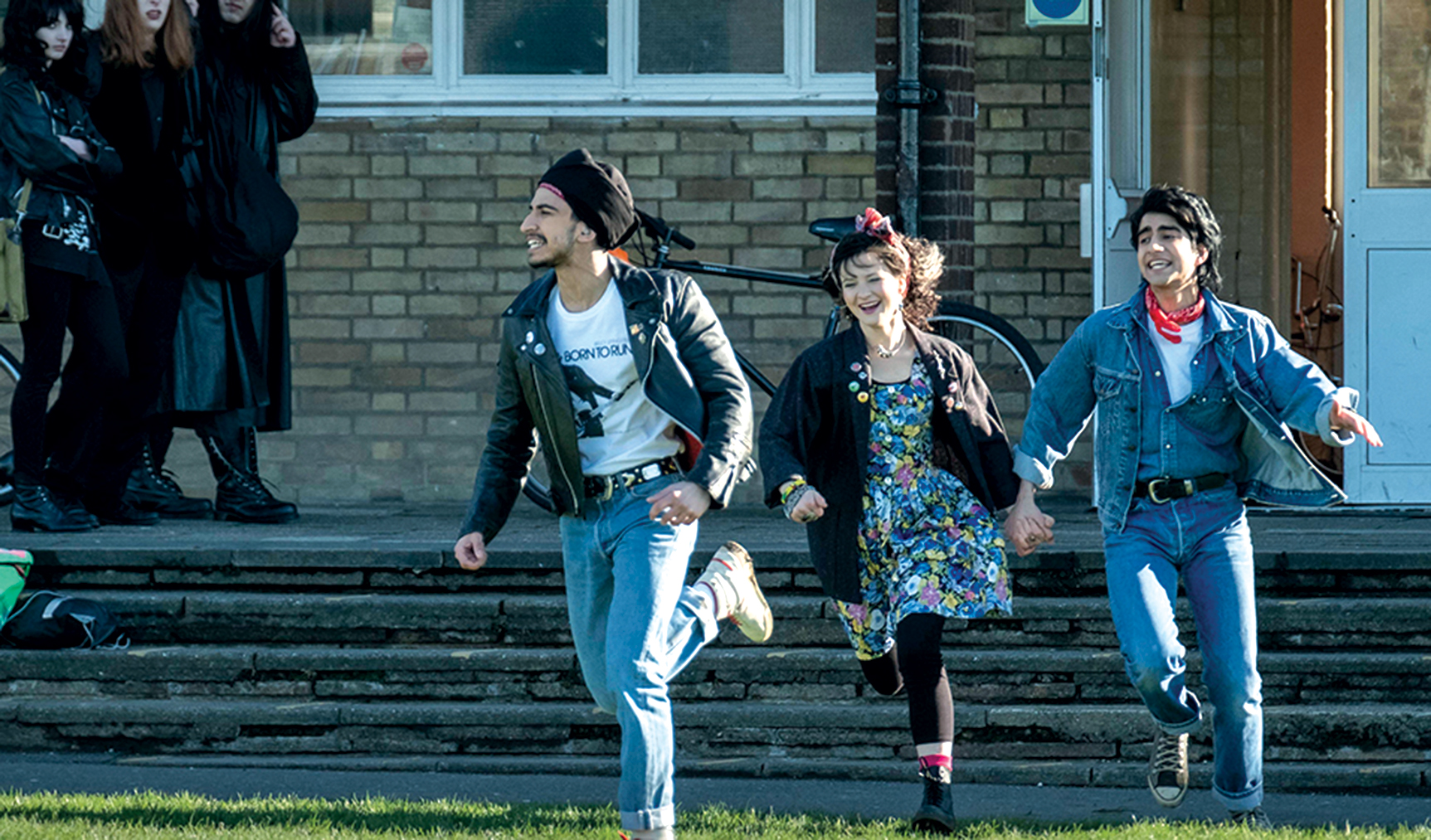 <p>From the writer-director that brought us &quot;Bend It Like Beckham&quot;, this fantastical musical-comedy tells the story of a Pakistani teen living in 1987 Britain. He's struggling to fit in with his friends and his family when he discovers the music of Bruce Springsteen, and it is like his world goes form black and white to glorious technicolor. More than anything, he was &quot;born to run&quot;. It's a film that will have you gleefully dancing in your seat. (Image: SIFF)</p>