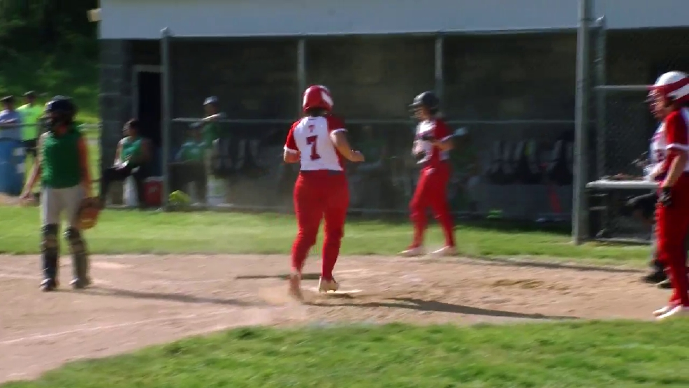 5.16.17 Video - St. John Central vs. Toronto - district  softball semfinal