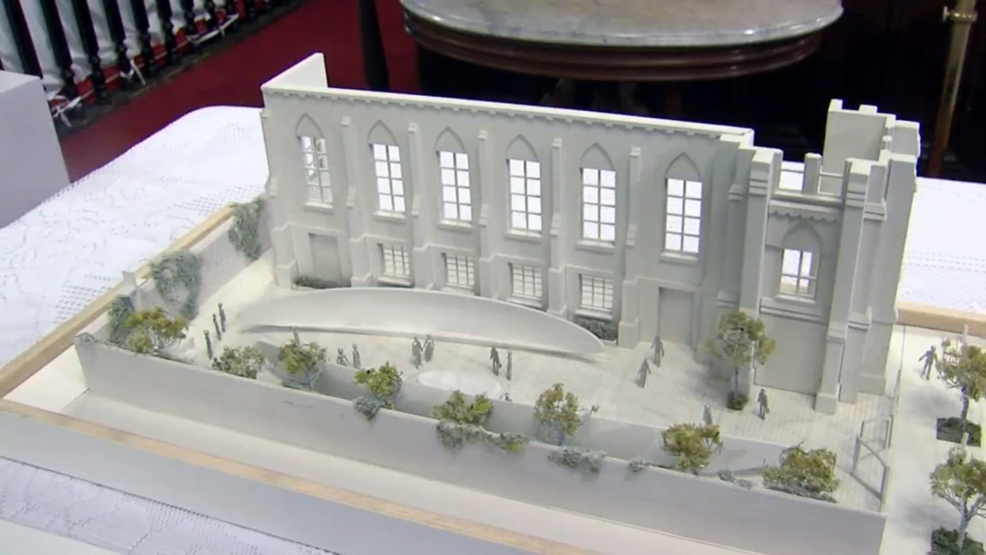 Mother Emanuel Celebrates 200 Years, Unveils Plans For Emanuel 9 Memorial  Garden