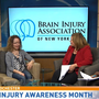 March marks Brain Injury Awareness Month