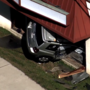 Car crashes into building in Rockville