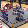 Local robotics teams showcase talents and robots in competition