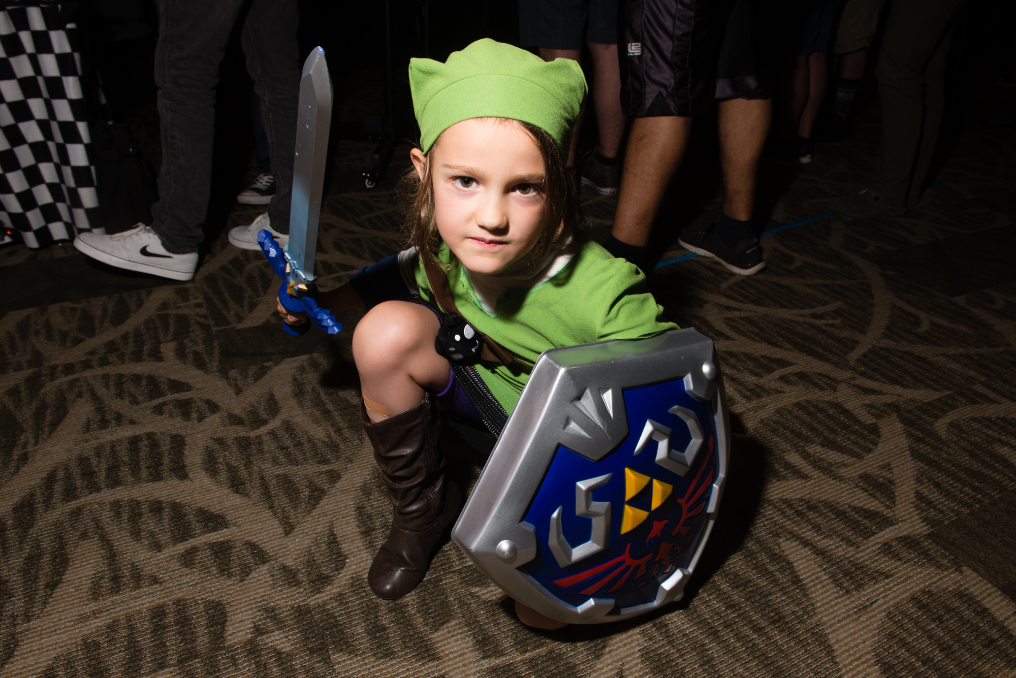 Seattle's Penny Arcade Expo (PAX West) brings tens of thousands of people to the Washington State Convention Center every year! PAX West includes concerts, arcade games, video game tournaments, cosplay and more - and runs the entirety of Labor Day Weekend (Sept. 1-4). (Image: Chona Kasinger / Seattle Refined)