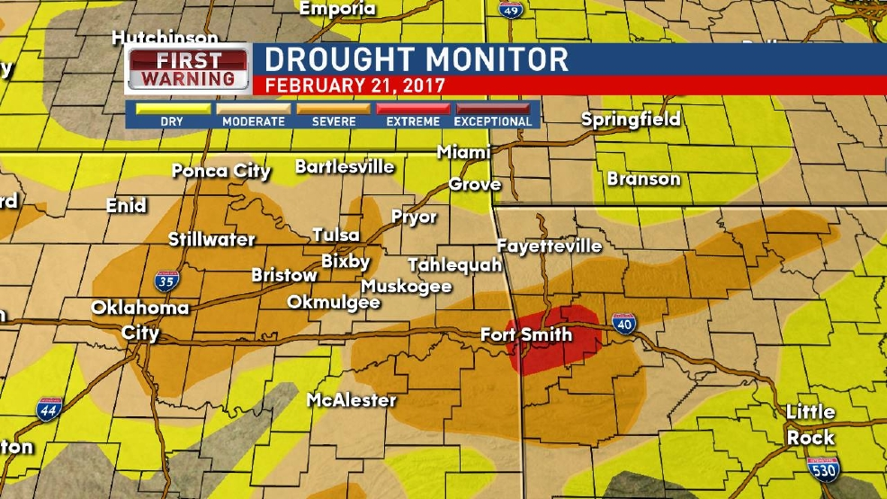Latest Drought Index