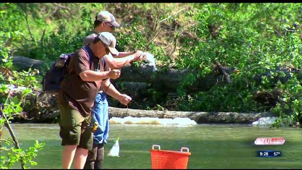 Oklahoma fishing guide ktul for Oklahoma fishing guide