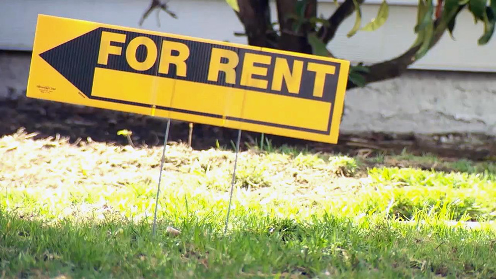 Report shows median rent is higher in some suburbs than in Portland