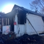Crew fights Wednesday morning fire at abandoned house