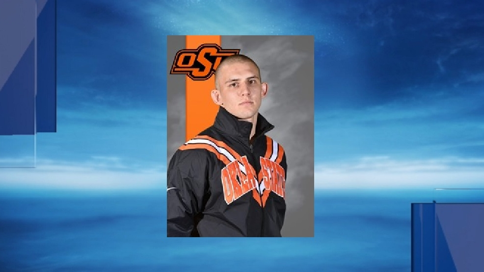 Dean Heil, an OSU junior for Ohio, took his second national title in wrestling in St. Louis. (okstate.com).jpg
