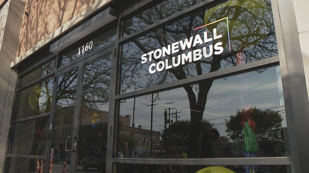 Stonewall Columbus held a ribbon cutting ceremony on Thursday to celebrate the official grand opening of the newly renovated and expanded community center. (WSYX/WTTE)