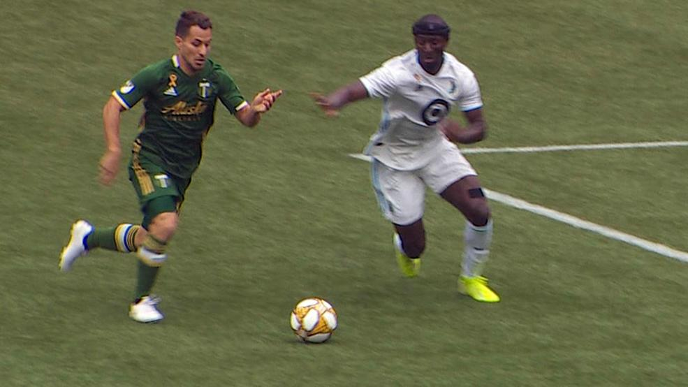 Portland Timbers play to scoreless draw with Minnesota