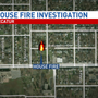 House a total loss after afternoon fire