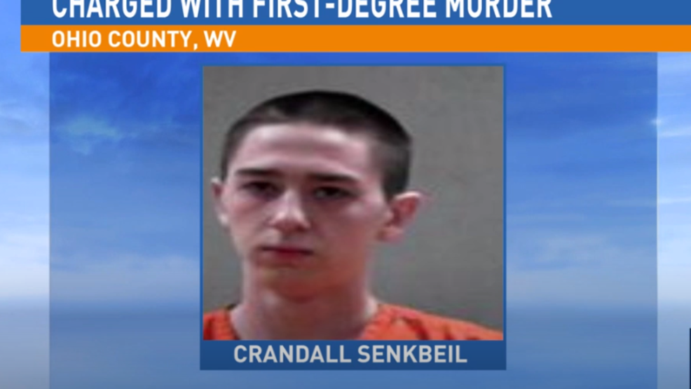 Crandall Senkbeil of Wheeling charged with first degree murder   WTOV